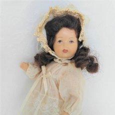 Muñecas Porcelana: MUÑECA ALEMANA PORCELANA REPRODUCCIÓN. Lote 172078079