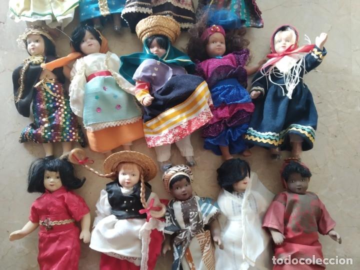 Muñecas Porcelana: Lote muñecas porcelana - Foto 2 - 172196009
