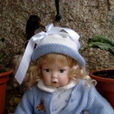 Muñecas Porcelana: MUÑECA DE PORCELANA. Lote 172857497