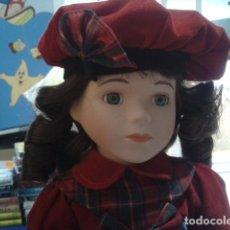 Muñecas Porcelana: MUÑECA PORCELANA PROMENADE COLLECTION ( CHARLOTTE - A Nº T143796 ) COMO NUEVA. Lote 174025637