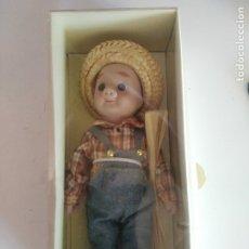Muñecas Porcelana: LOS TRES CERDITOS - GOOGLY - MUÑECOS DE CUENTO. Lote 174230960