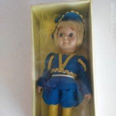 Muñecas Porcelana: PRINCIPE AZUL - GOOGLY - MUÑECAS DE CUENTO. Lote 174231160