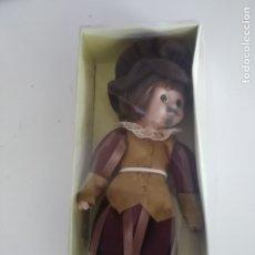 Muñecas Porcelana: BARBA AZUL - GOOGLY - MUÑECAS DE CUENTO. Lote 174232340