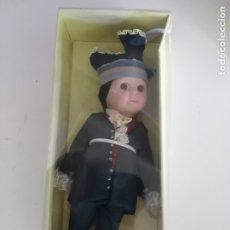 Muñecas Porcelana: EL CAPITAN GARFIO EN PORCELANA, CARA GOOGLY, MUÑECAS DE CUENTO. Lote 174232465