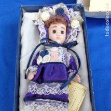 Muñecas Porcelana: REGENCY FINE ARTS - MUÑECA PORCELANA EDICION LIMITADA, DOMINIQUE, VER FOTOS Y DESCRIPCCION! SM. Lote 174519387