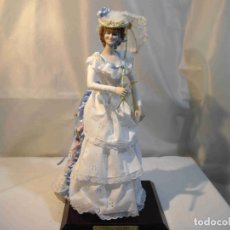 Muñecas Porcelana: MUÑECA VERANO SIGLO XIX. Lote 175988033