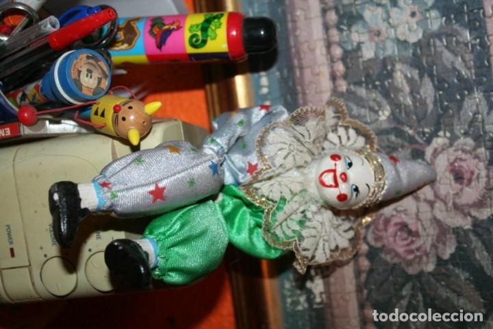 Muñecas Porcelana: dos payasos de porcelana - Foto 5 - 176379645