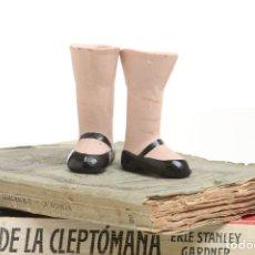 Muñecas Porcelana: PIERNAS DE MUÑECA DE PORCELANA, PIERNAS, CURIOSIDADES, PARTES DE MUÑECA, MUÑECA DE PORCELANA. Lote 177425033