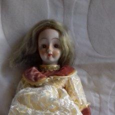 Muñecas Porcelana: MUÑECA ALEMANA DE CERAMICA . Lote 177470152