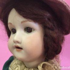 Muñecas Porcelana: REPRODUCCIÓN MUÑECA ARMAND MARSEILLE 390 PORCELANA. Lote 177673279