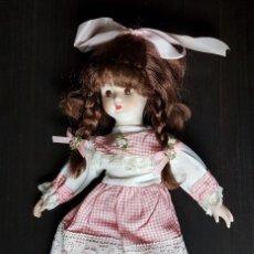 Muñecas Porcelana: MUÑECA ANTIGUA 35 CM. Lote 179092535