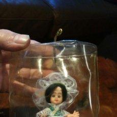 Muñecas Porcelana: MUÑEQUITA ITALIANA DE PISA EN SU ESTUCHE- CELULOIDE. Lote 180023045