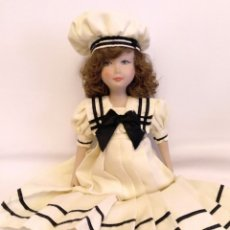 Muñecas Porcelana: MUÑECA DE PORCELANA DE MENTA Y CANELA O FANAS. Lote 180026952