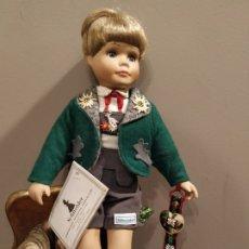 Muñecas Porcelana: MUÑECA SCHNEIDER GERMANY BAVARIAN - COLECIONISTAS. Lote 180270720