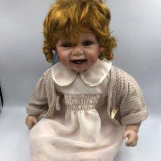 Muñecas Porcelana: MUÑECA NJSF PORCELANA. Lote 182375875