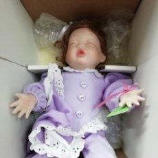 Muñecas Porcelana: EXPRESIVA MUÑECA ASTHON DRAKE GALLERY . Lote 182568413