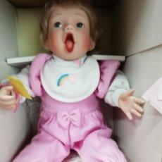 Muñecas Porcelana: EXPRESIVA MUÑECA ASTHON DRAKE GALLERY . Lote 182568497