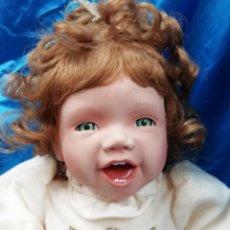 Muñecas Porcelana: EXPRESIVA MUÑECA ASTHON DRAKE GALLERY . Lote 182568770