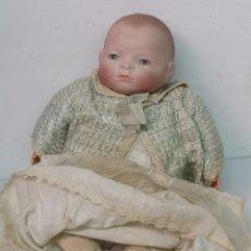 Muñecas Porcelana: MUÑECA DE PORCELANA Y TRAPO MARCA GRACE S. PUTNAM. Lote 182631128