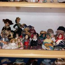 Muñecas Porcelana: LOTE DE MUÑECAS DE PORCELANA SIGLO XX. Lote 183279490