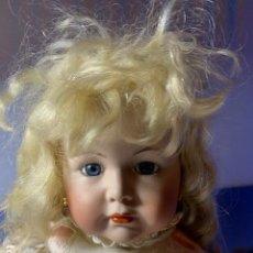 Muñecas Porcelana: MUÑECA R. MEIN LIEBLING K.R. REPRODUCCIÓN. Lote 183947247