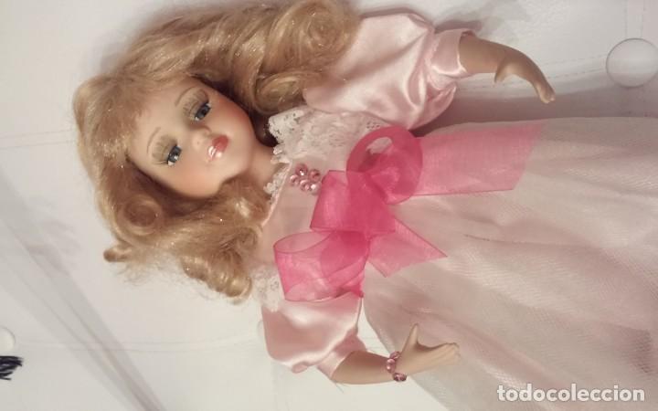 Muñecas Porcelana: MUÑECA PORCELANA.BAILARINA.PIEZAS PRECIOSAS..NAVIDAD..COMUNIÓN. - Foto 5 - 184272093