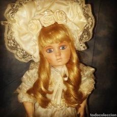 Muñecas Porcelana: BELLISIMA BRU JNE 8 REPRODUCION. Lote 184364221