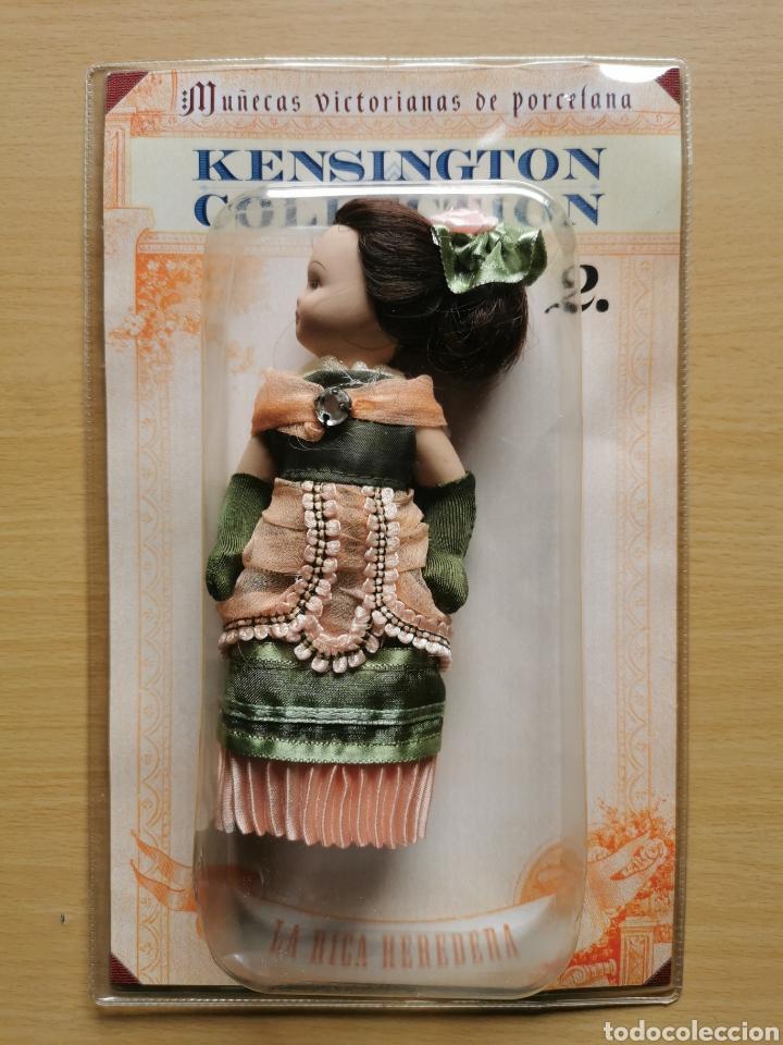 MUÑECA PORCELANA VICTORIANA KENSINGTON COLLECTION N° 2 LA RICA HEREDERA (Juguetes - Muñeca Extranjera Moderna - Porcelana)