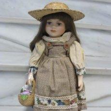 Muñecas Porcelana: MUÑECA PORCELANA. 42CM.. Lote 186254575