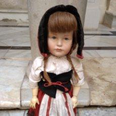 Muñecas Porcelana: MUÑECA DE PORCELANA 53 CM. Lote 187416553