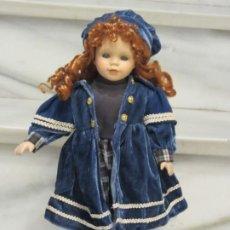 Muñecas Porcelana: MUÑECA PORCELANA. 40CM.. Lote 187525861