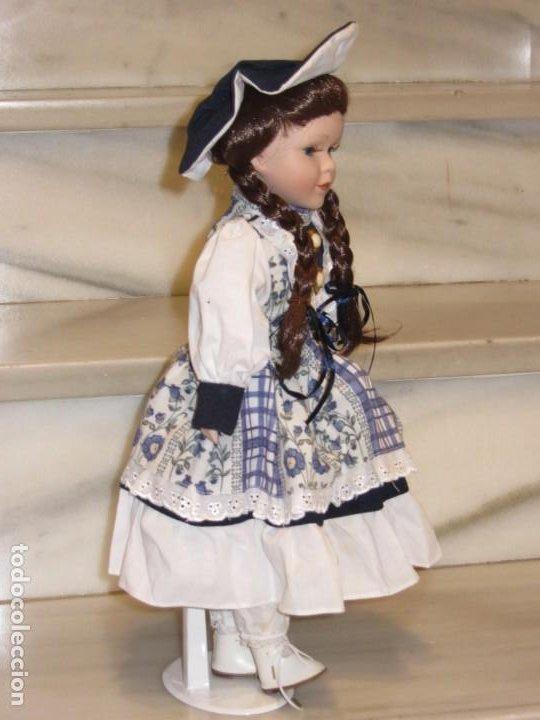 Muñecas Porcelana: Muñeca Porcelana. 41cm. - Foto 6 - 187526405