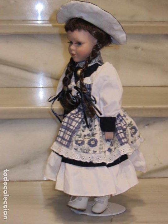 Muñecas Porcelana: Muñeca Porcelana. 41cm. - Foto 7 - 187526405