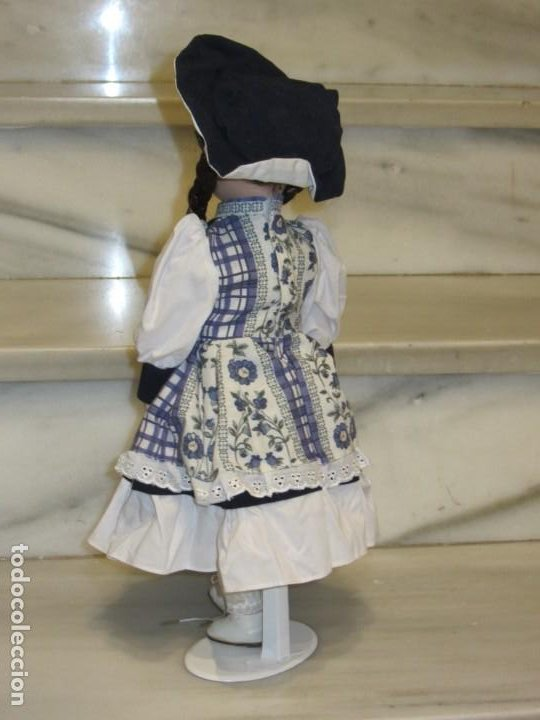 Muñecas Porcelana: Muñeca Porcelana. 41cm. - Foto 9 - 187526405