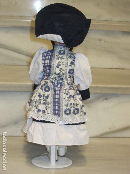 Muñecas Porcelana: Muñeca Porcelana. 41cm. - Foto 10 - 187526405