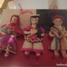 Muñecas Porcelana: MUÑECAS ANTIGUAS NONSABEMOS MARCA. Lote 188605320