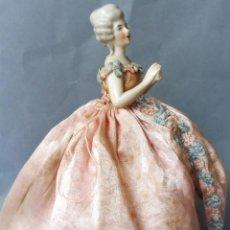 Muñecas Porcelana: ANTIGUA MUÑECA DE PORCELANA PPIO.S.XX. Lote 189095057