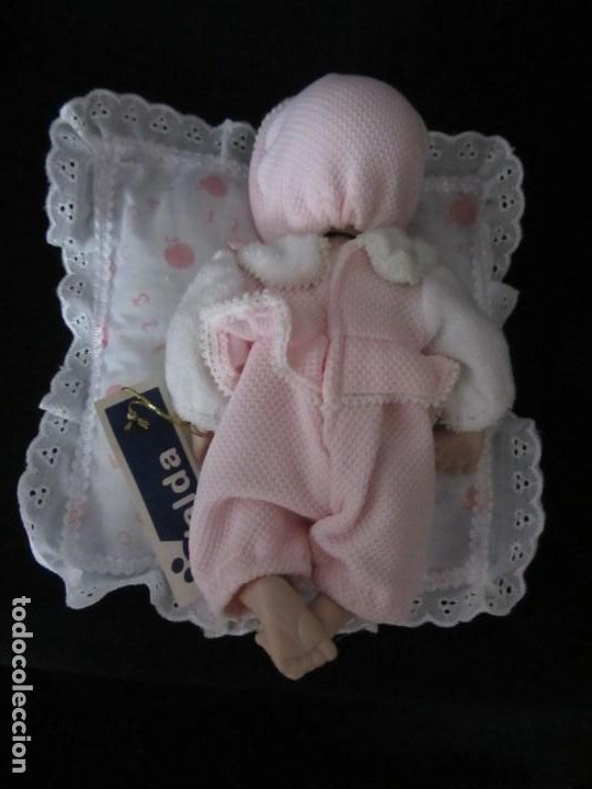 Muñecas Porcelana: Pequeña muñeca de porcelana. 20cm. Yalda. - Foto 5 - 189427395