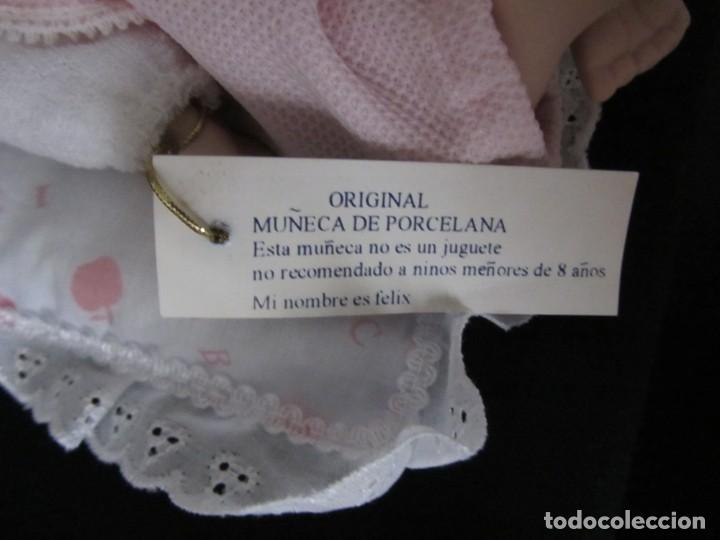 Muñecas Porcelana: Pequeña muñeca de porcelana. 20cm. Yalda. - Foto 6 - 189427395