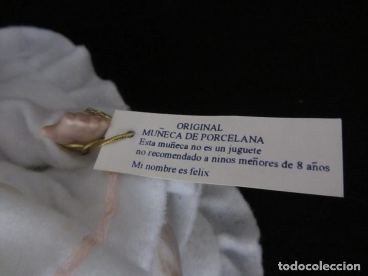 Muñecas Porcelana: Pequeña muñeca de porcelana. 20cm. Yalda. - Foto 5 - 189427547
