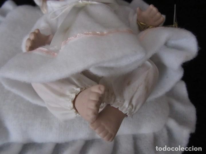 Muñecas Porcelana: Pequeña muñeca de porcelana. 20cm. Yalda. - Foto 8 - 189427547
