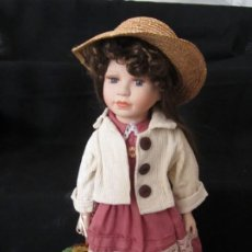 Muñecas Porcelana: MUÑECA PORCELANA. 44CM.. Lote 189427847