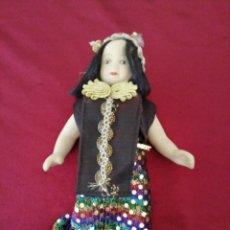 Bambole Porcellana: LOTE DE 8 MUÑECAS DE PORCELANA. COLECCIÓN MUÑECAS DEL MUNDO.. Lote 189546008