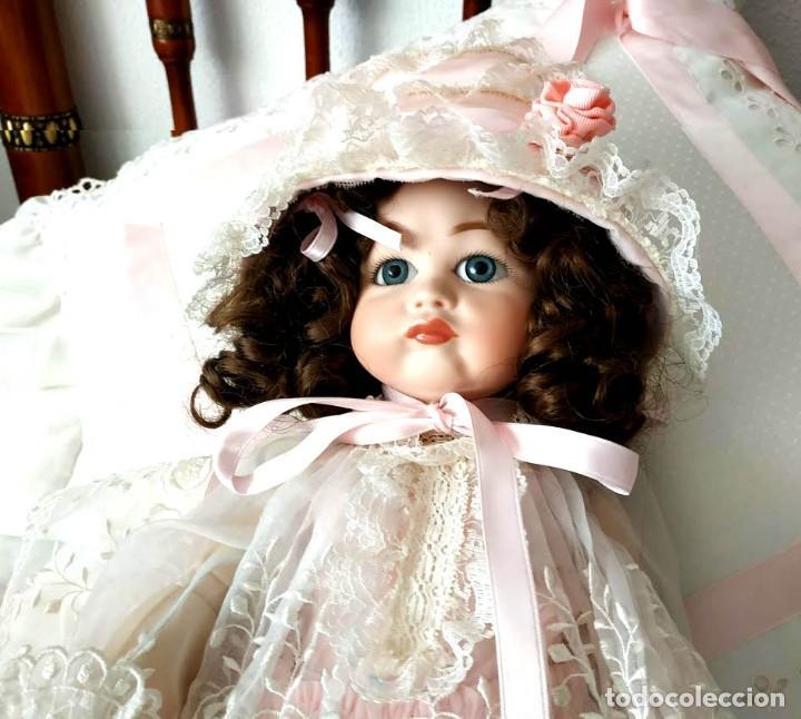 Muñecas Porcelana: MUÑECA POUTY. LA PILLINA ARTICULADA DE PORCELANA - Foto 2 - 191406597