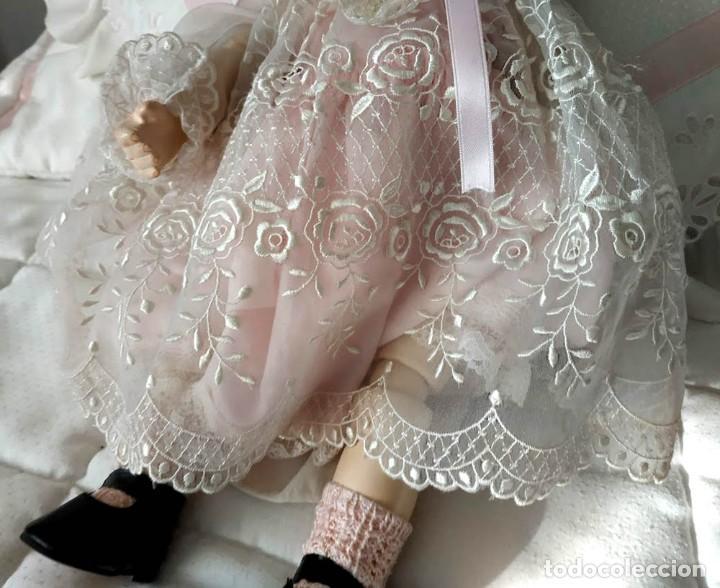 Muñecas Porcelana: MUÑECA POUTY. LA PILLINA ARTICULADA DE PORCELANA - Foto 3 - 191406597