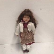 Muñecas Porcelana: ANTIGUA MUÑECA DE PORCELANA VIDAL. Lote 191423256