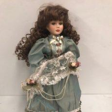 Muñecas Porcelana: ANTIGUA MUÑECA DE PORCELANA. Lote 191423317