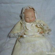Muñecas Porcelana: BEBE DE PORCELANA DE COLECCION. Lote 191653442