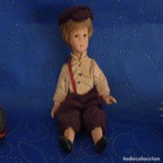 Muñecas Porcelana: MUÑECO DE PORCELANA. Lote 191992542