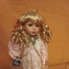 Muñecas Porcelana: MUÑECA DE PORCELANA. Lote 192499595